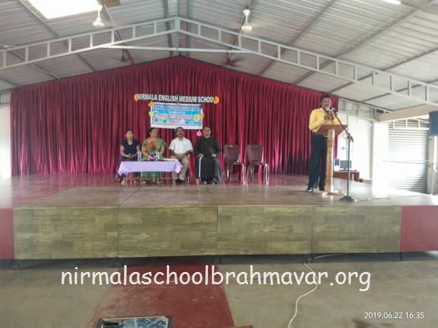 Nirmala English Medium School, Brahmavar - General Assembly